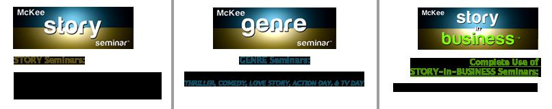 Fall Seminar Dates