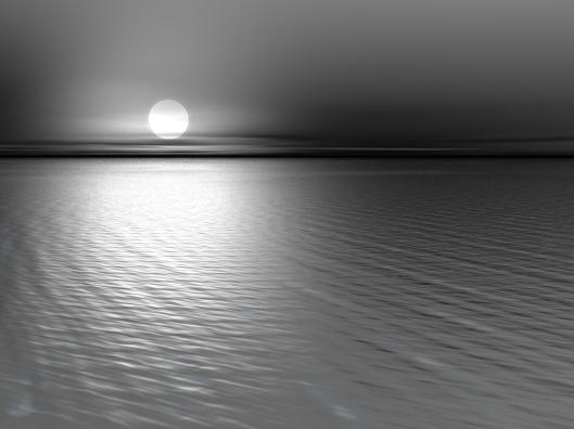 Light at the Grey Horizon